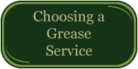 Choosing a Grease Service